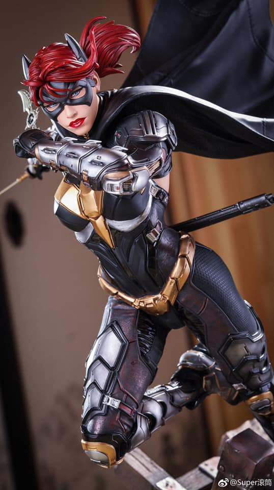 Samurai Series : Batgirl 50075768_301539610499gckns