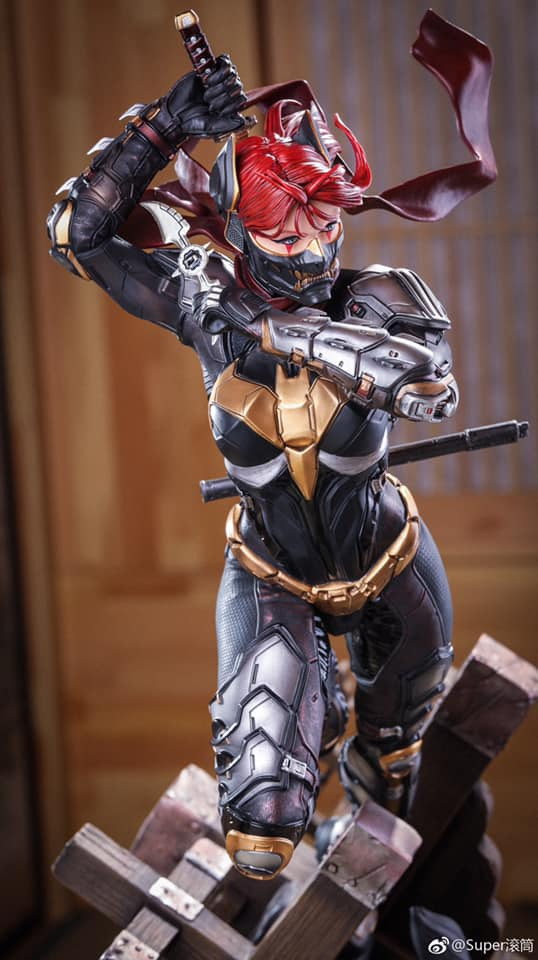 Samurai Series : Batgirl 50091163_301539647166vpkif