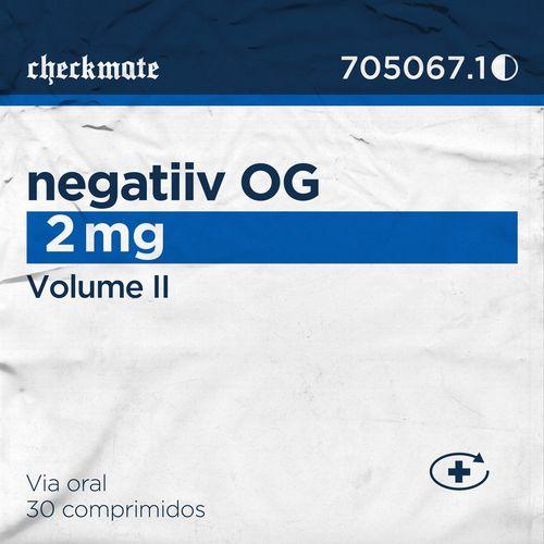negatiiv OG - 2 Milligramm EP Vol. 2 (2020)