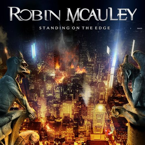 Robin McAuley - Standing on the Edge (2021)