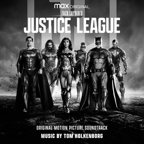 Tom Holkenborg - Zack Snyder's Justice League (Original Motion Picture Soundtrack) (2021)