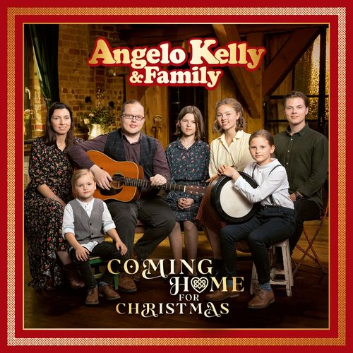 Angelo Kelly & Family - Coming Home For Christmas (2020)
