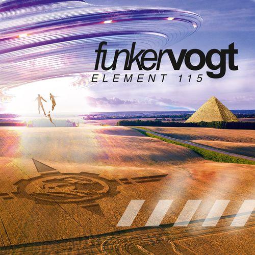 Funker Vogt - Element 115 (Bonus Track Version) (2021)