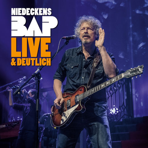 Niedeckens BAP - Live & Deutlich (2018)