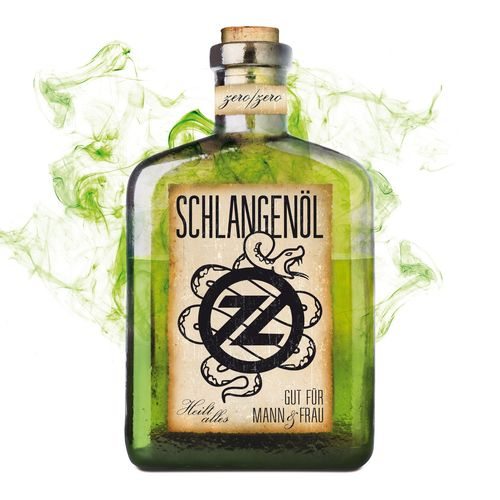 Zero/zero - Schlangenöl (2018)