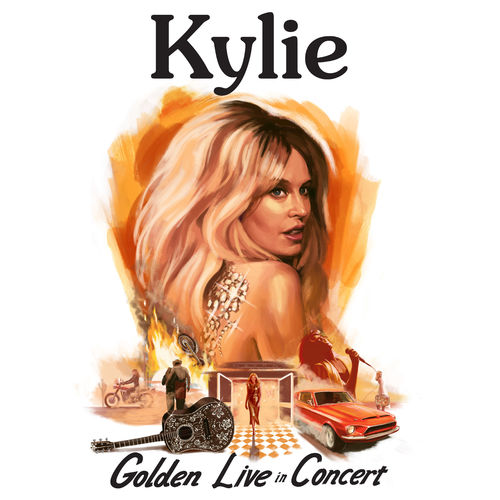 Kylie Minogue - Golden: Live In Concert (2019)