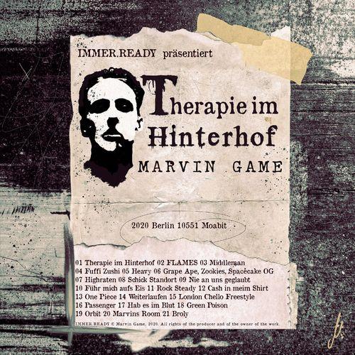 Marvin Game - Therapie im Hinterhof (2020)