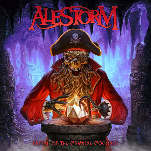 Alestorm - Curse Of The Crystal Coconut (Deluxe Version) (2020)