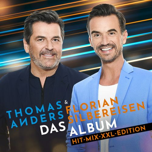 Thomas Anders & Florian Silbereisen - Das Album (Hit-Mix-XXL-Edition) (2021)