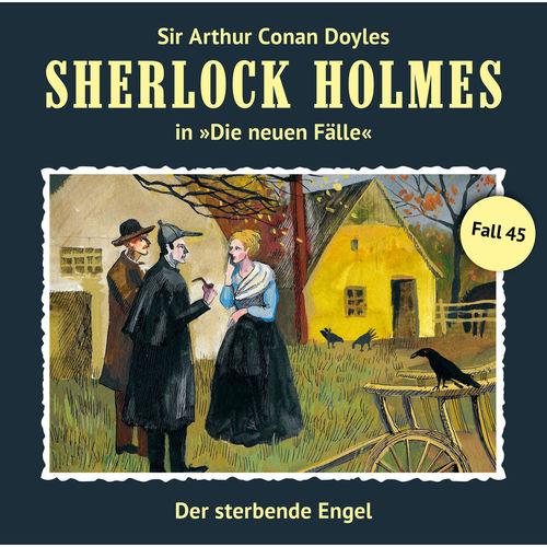 Sherlock Holmes - Die neuen Fälle, Fall 45: Der sterbende Engel (2020)