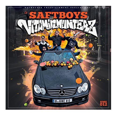 Saftboys - VitaminHunterz (2020)