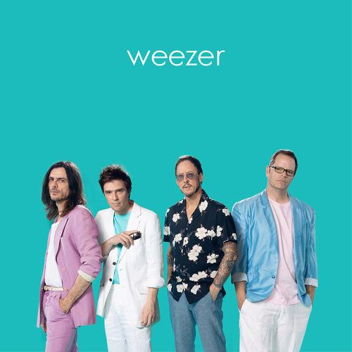 Weezer - Weezer (Teal Album) (2019)
