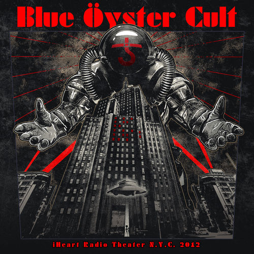 Blue Oyster Cult - iHeart Radio Theater N.Y.C. 2012 (2020)