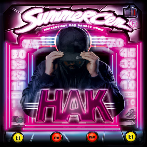 Summer Cem - HAK (Deluxe Edition) (2014)