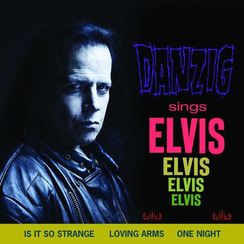 Danzig - Sings Elvis (2020)