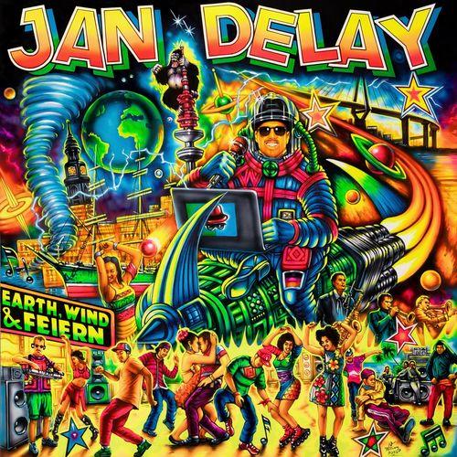 Jan Delay - Earth, Wind & Feiern (2021)
