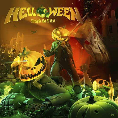 Helloween - Straight out of Hell (Remastered 2020) (2020)