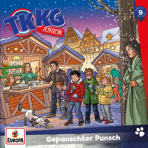 TKKG Junior - Folge 9: Gepanschter Punsch (2019)
