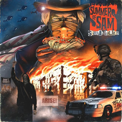 Xzibit, B-Real & Demrick - Serial Killers Presents: Summer of Sam (2020)