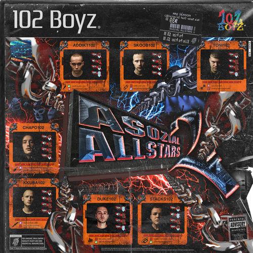 102 Boyz - Asozial Allstars 2 (2019)