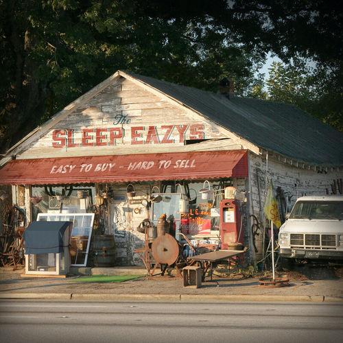 The Sleep Eazys & Joe Bonamassa - Easy To Buy, Hard To Sell (2020)