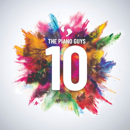 The Piano Guys - 10 (2020)
