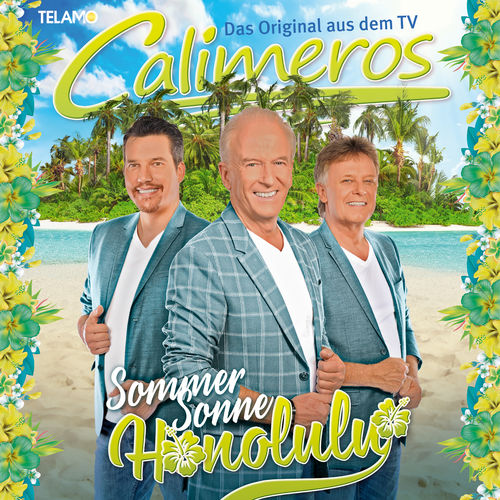 Calimeros - Sommer, Sonne, Honolulu (2020)