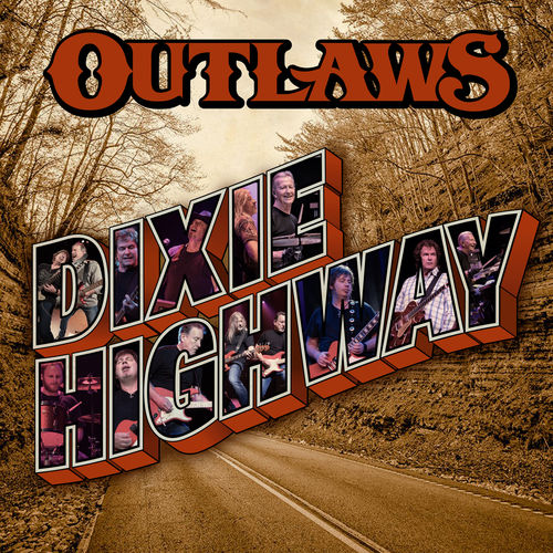 The Outlaws - Dixie Highway (2020)