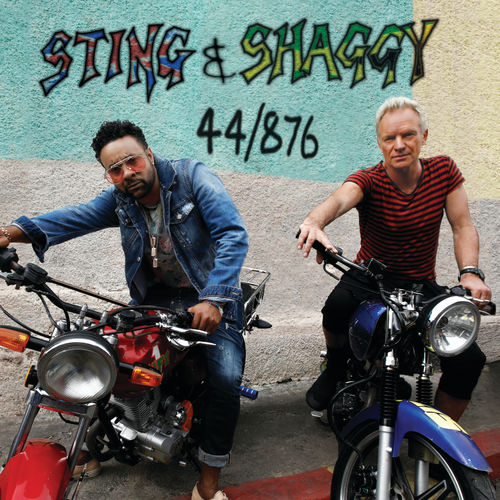 Sting & Shaggy - 44/876 (Deluxe Edition) (2018)