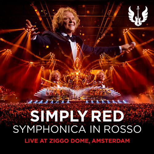 Simply Red - Symphonica in Rosso (Live at Ziggo Dome, Amsterdam) (2018)