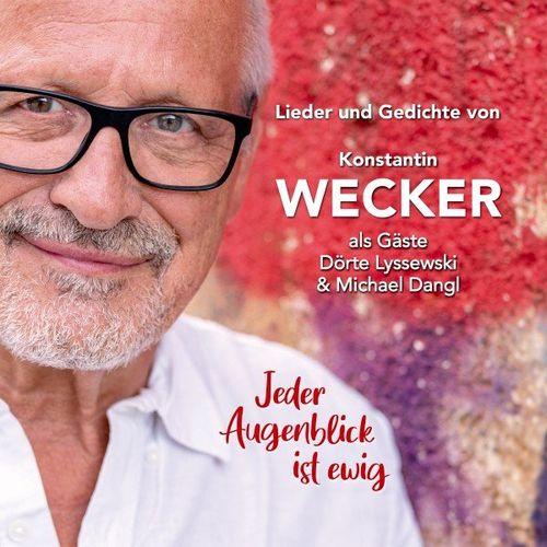 Konstantin Wecker - Jeder Augenblick ist ewig (2020)