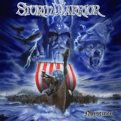 Stormwarrior - Norsemen (2019)