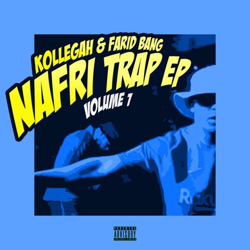 Kollegah & Farid Bang - Nafri Trap EP, Vol. 1 (2018)