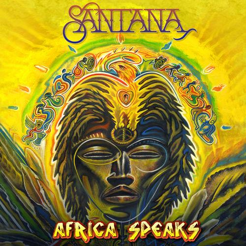 Santana - Africa Speaks (2019)