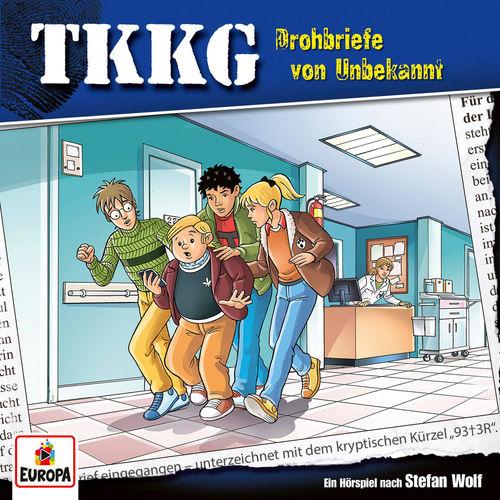 TKKG - Folge 209: Drohbriefe Von Unbekannt (2019)