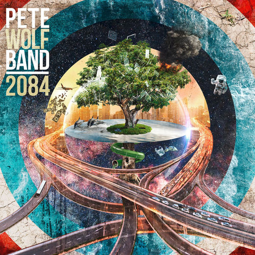 Pete Wolf Band - 2084 (Premium Edition) (2019)