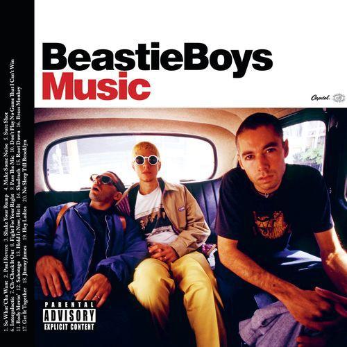 Beastie Boys - Beastie Boys Music (2020)