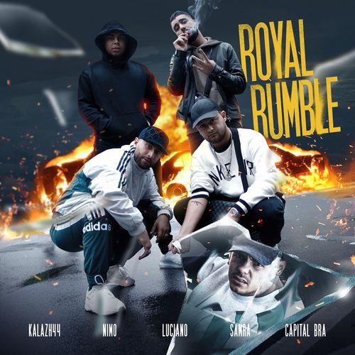 Kalazh44, Capital Bra, Samra, Nimo, Luciano - Royal Rumble (2019)