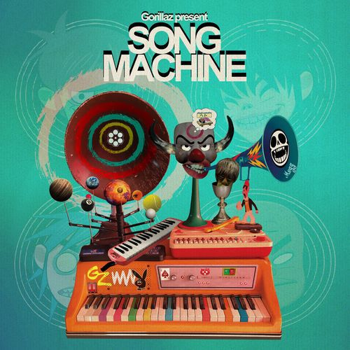 Gorillaz - Song Machine, Season One: Strange Timez (Deluxe) (2020)