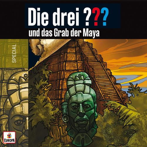 Die Drei Fragezeichen - und das Grab der Maya (2020)