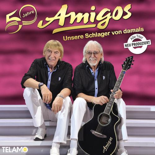 Amigos - 50 Jahre: Unsere Schlager Von Damals (2020)