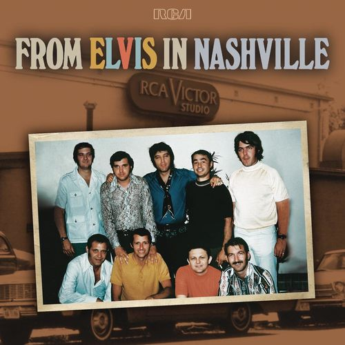 Elvis Presley - From Elvis In Nashville (2020)
