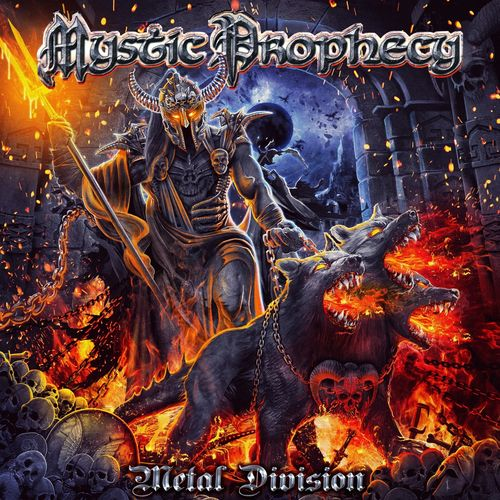 Mystic Prophecy - Metal Division (2020)