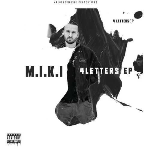 M.I.K.I - 4 Letters EP (2021)