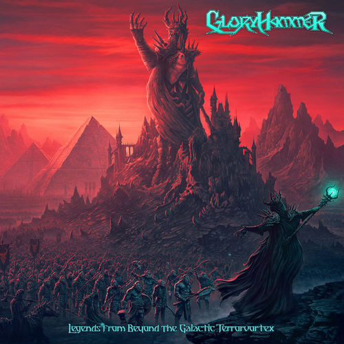 Gloryhammer - Legends From Beyond The Galactic Terrorvortex (2019)