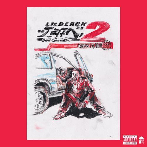 A$AP ANT - Lil Black Jean Jacket 2 (Ruby Edition) (2020)