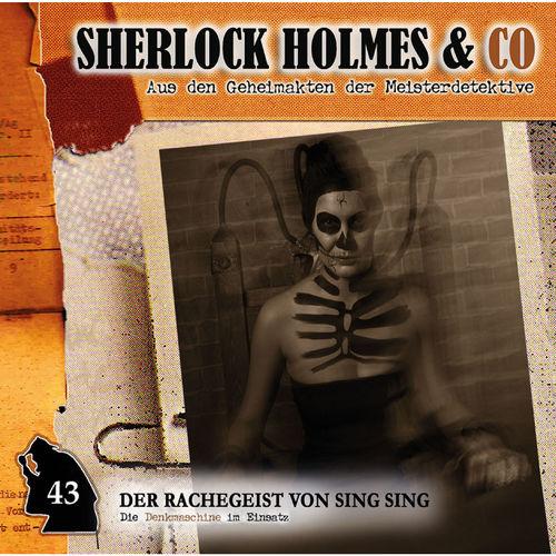 Sherlock Holmes & Co - Folge 43: Der Rachegeist von Sing Sing (2019)