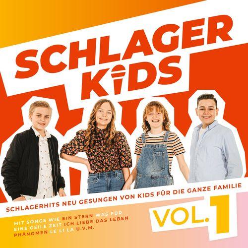 Schlagerkids - Vol. 1 (2021)