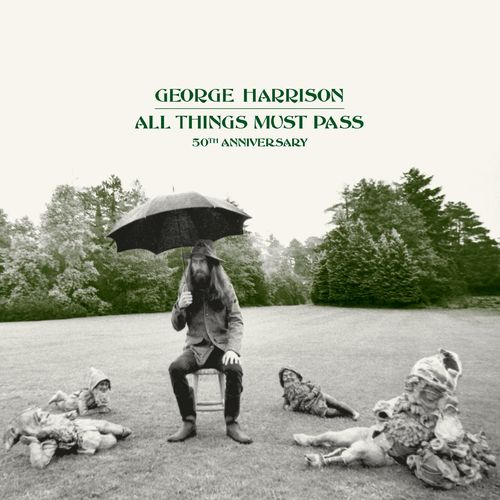 George Harrison - All Things Must Pass (50th Anniversary) (Super Deluxe) (2021)
