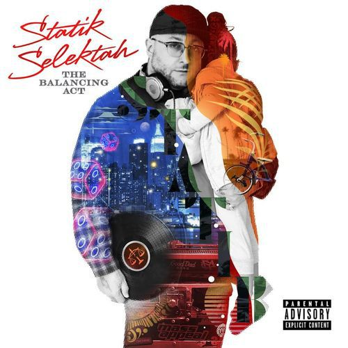 Statik Selektah - The Balancing Act (2020)
